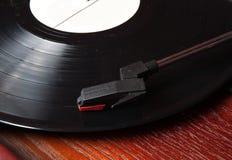 Tourne-disque Image libre de droits