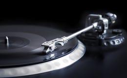 Tourne-disque Photo stock