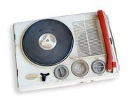 tourne-disque des années 60 Photos libres de droits