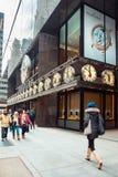 Tourneau Corner NYC Royalty Free Stock Photo
