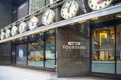 Tourneau Corner NYC Royalty Free Stock Photos