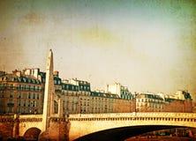 Tournelle Bridge Stock Photos