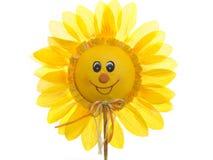 Tournesol heureux Photo libre de droits