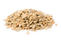 tournesol shellless de graine photo libre de droits