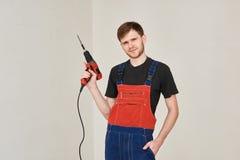 Tournevis électrique de fil disponible Images stock