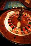 Tournez la roulette image libre de droits