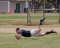 Tournoi de rugby de RIMPAC Photos stock