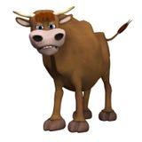 touro Imagem de Stock Royalty Free