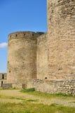 Tours à la forteresse d'Akkerman Photographie stock