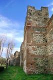 Tours bizantines à Salonique Salonique - en Grèce Image stock