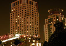 Tours de Bangkok Image libre de droits