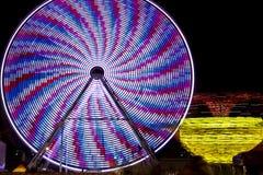 Tours de carnaval Photo libre de droits