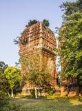 Tours de Cham de Thap Doi Images stock
