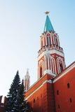 Tours de Moscou Kremlin. Photos libres de droits