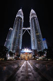 Tours de Petronas Photo stock