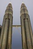 Tours de Petronas Images stock