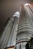 Tours de Petronas image stock