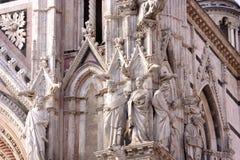 Tours de San Gimignano Images libres de droits
