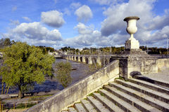 Tours in France Stock Photo