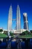 Tours jumelles de Petronas Photographie stock