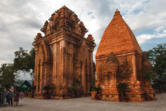 Tours Ponagar Photo stock