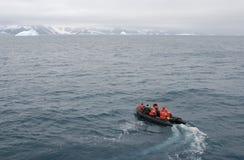 Toursim polar Fotografia de Stock Royalty Free