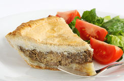 Tourtiere Royalty Free Stock Photography