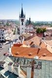 Tous les saints, Litomerice, Bohême, République Tchèque Photographie stock libre de droits