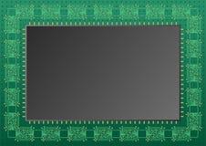 Tous mes circuits Image libre de droits