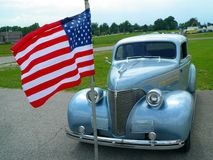 Tout américain Photo libre de droits