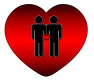 Tout l'amour est bon illustration de vecteur