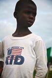 Tout le Libérien américain Images libres de droits
