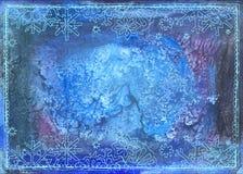 tout le Noël clôturé éditent la possibilité de pièces de l'illustration eps8 pour diriger Images stock