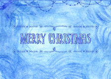 tout le Noël clôturé éditent la possibilité de pièces de l'illustration eps8 pour diriger Photographie stock libre de droits
