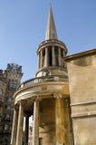 Toute l'église d'âmes, endroit de Langham Images libres de droits