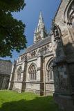 Toute l'église Halifax d'âmes Images stock