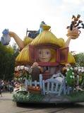 Toute l'étoile exprès chez Disneyland Photos libres de droits