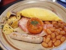 Toute la journée petit déjeuner Image libre de droits
