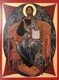 Toute-puissant du Christ images stock