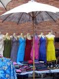 Toutes les jolies robes Photo libre de droits