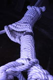 touwwerk Stock Afbeelding