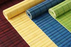 Tovaglie di legno Fotografie Stock Libere da Diritti