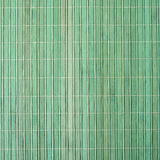 Tovaglie verdi di bambù Fotografia Stock
