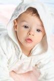 tovagliolo del bambino Fotografie Stock