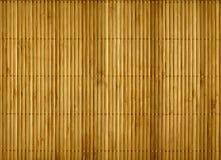 Tovagliolo di bambù Fotografia Stock Libera da Diritti