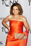 Tovah Feldshuh. Actress Tovah Feldshuh arrives on the red carpet of the 65th Tony Awards at the Beacon Theater in New York City Stock Photography