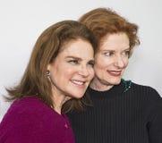 Tovah Feldshuh and Lisa Pelikan Stock Photo