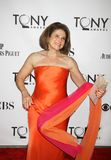 Tovah Feldshuh. Stage, tv, and film actress Tovah Feldshuh makes a stylish entrance as she arrives on the red carpet for the 65th Annual Tony Awards at the Stock Photos