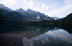 tovel озера Стоковое Изображение