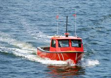 Tow boat Stock Photography